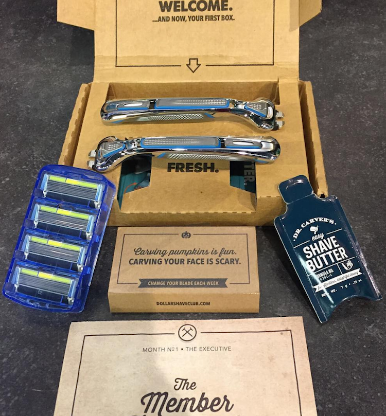 why unilever really bought dollar shave club bloomberg - 750×809