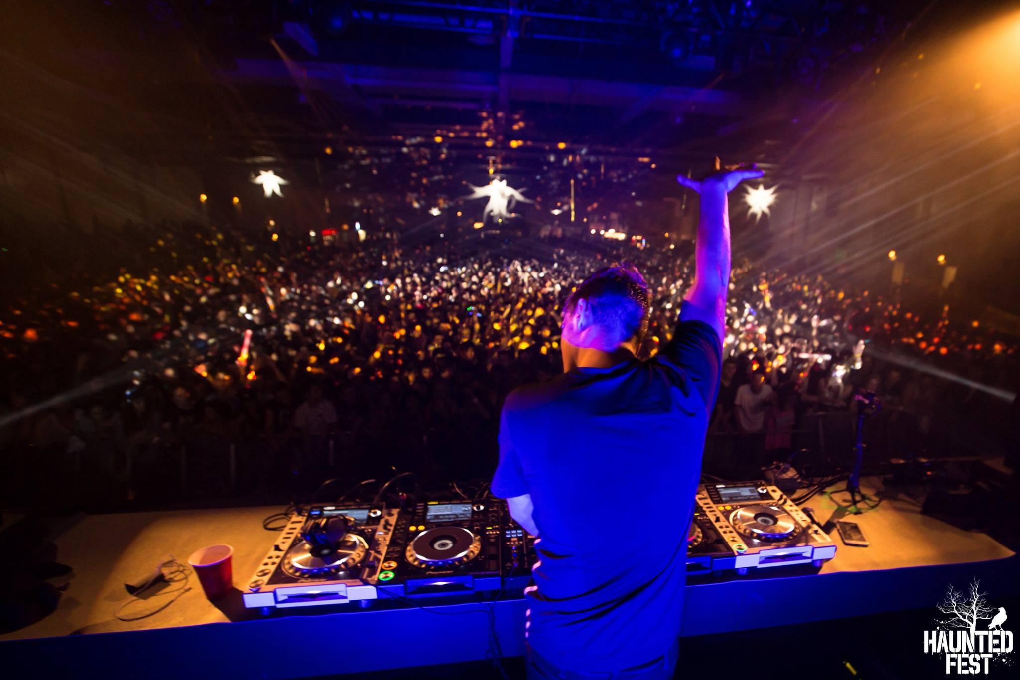 Raving Terror — How Haunted Fest Elevates EDM in CBUS – 614NOW