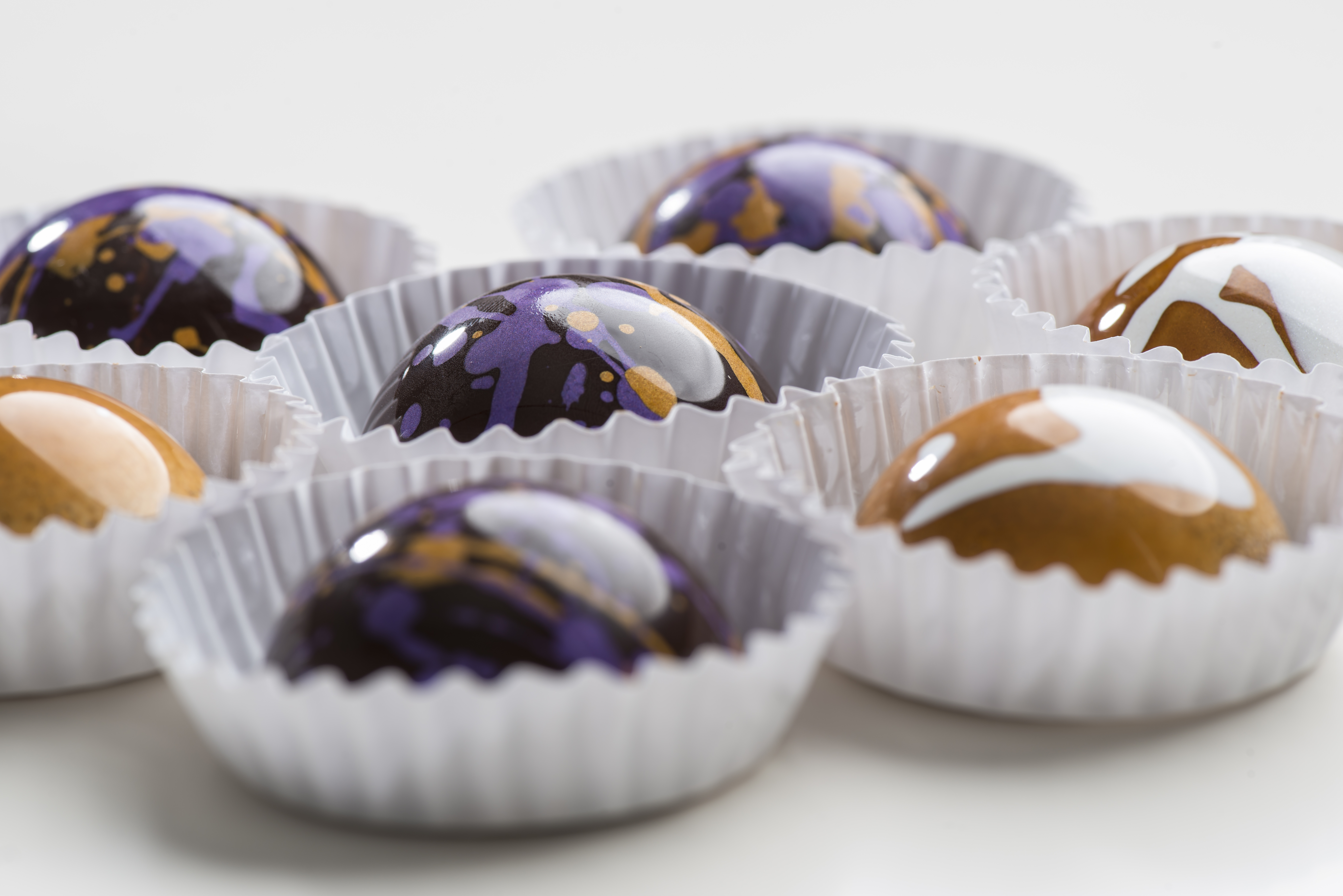Confections by mmelo; photo by Tommy Feisel