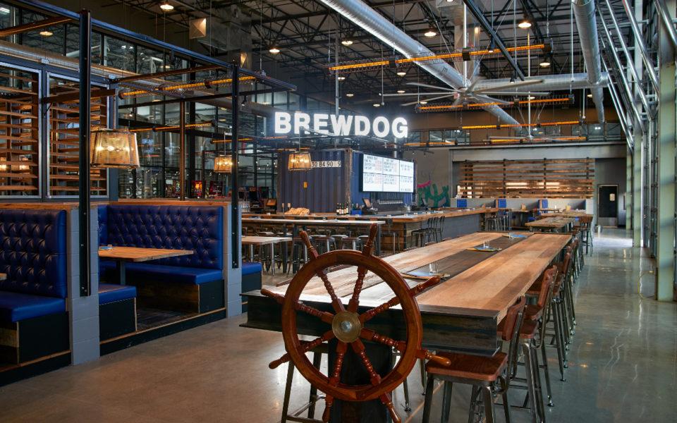 DogTap Columbus — BrewDog