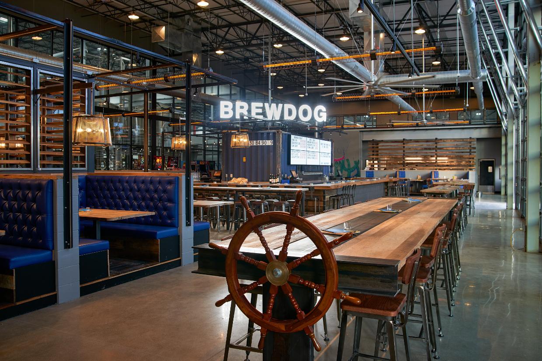Brewdog Opens Dogtap Columbus 614now