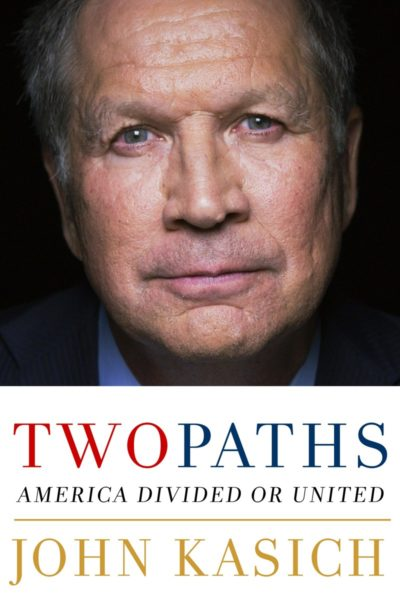 Kasich--Two Paths Jacket