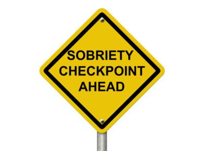 Sobriety Checkpoint