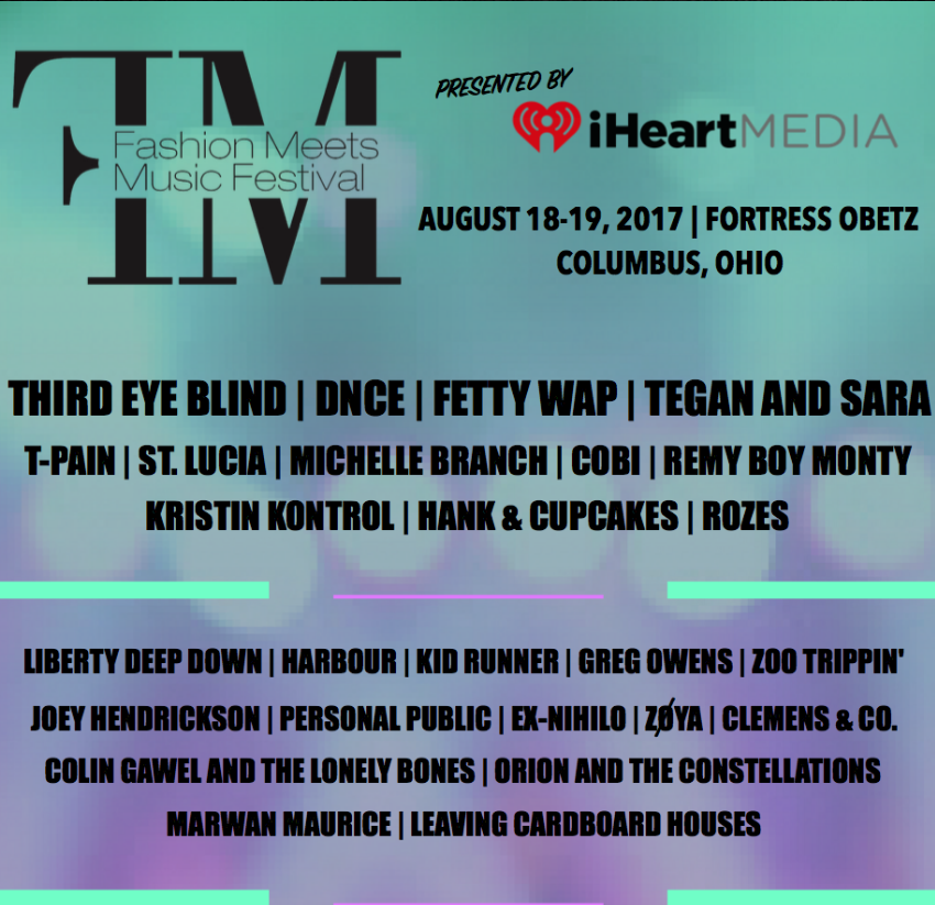 "Fashion Meets Music Festival 2020 T Pain just may ""Buy you a Drank""… at FMMF – 614NOW"
