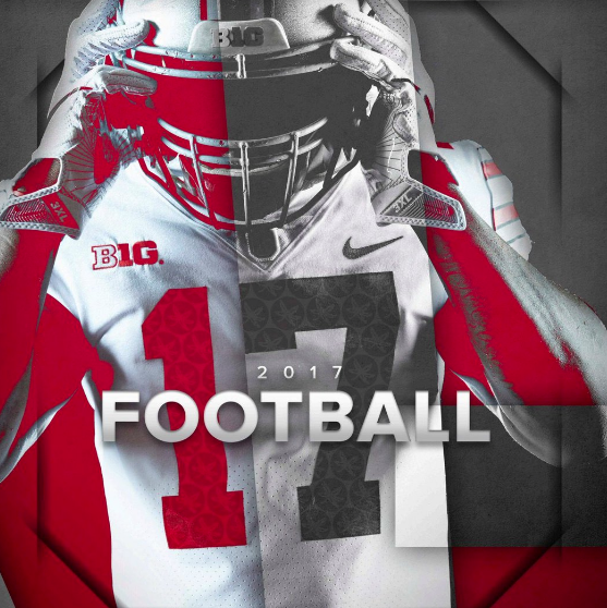 brand new f6fe9 43c45 Did the Buckeyes football media guide leak new jersey? – 614NOW