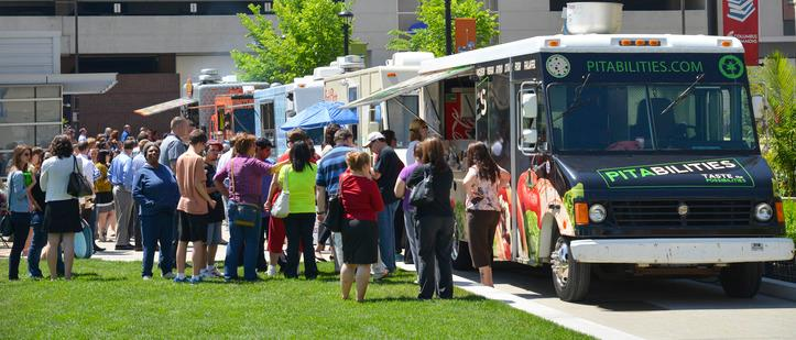 Eat614 Meet The Players Of The Columbus Food Truck Fest 614now