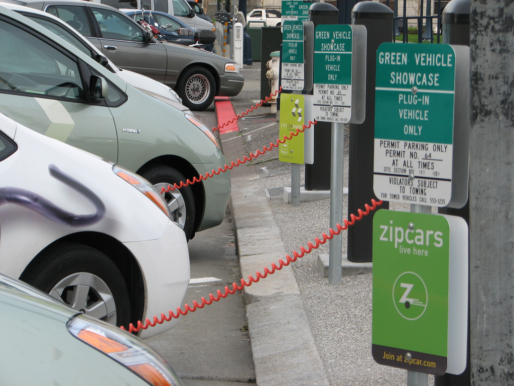 Aep Wants To Charge You For Car Charging Stations