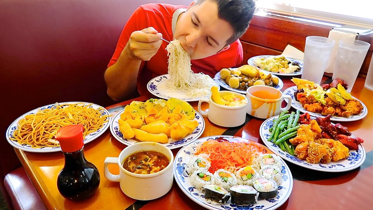 all you can eat diet foods