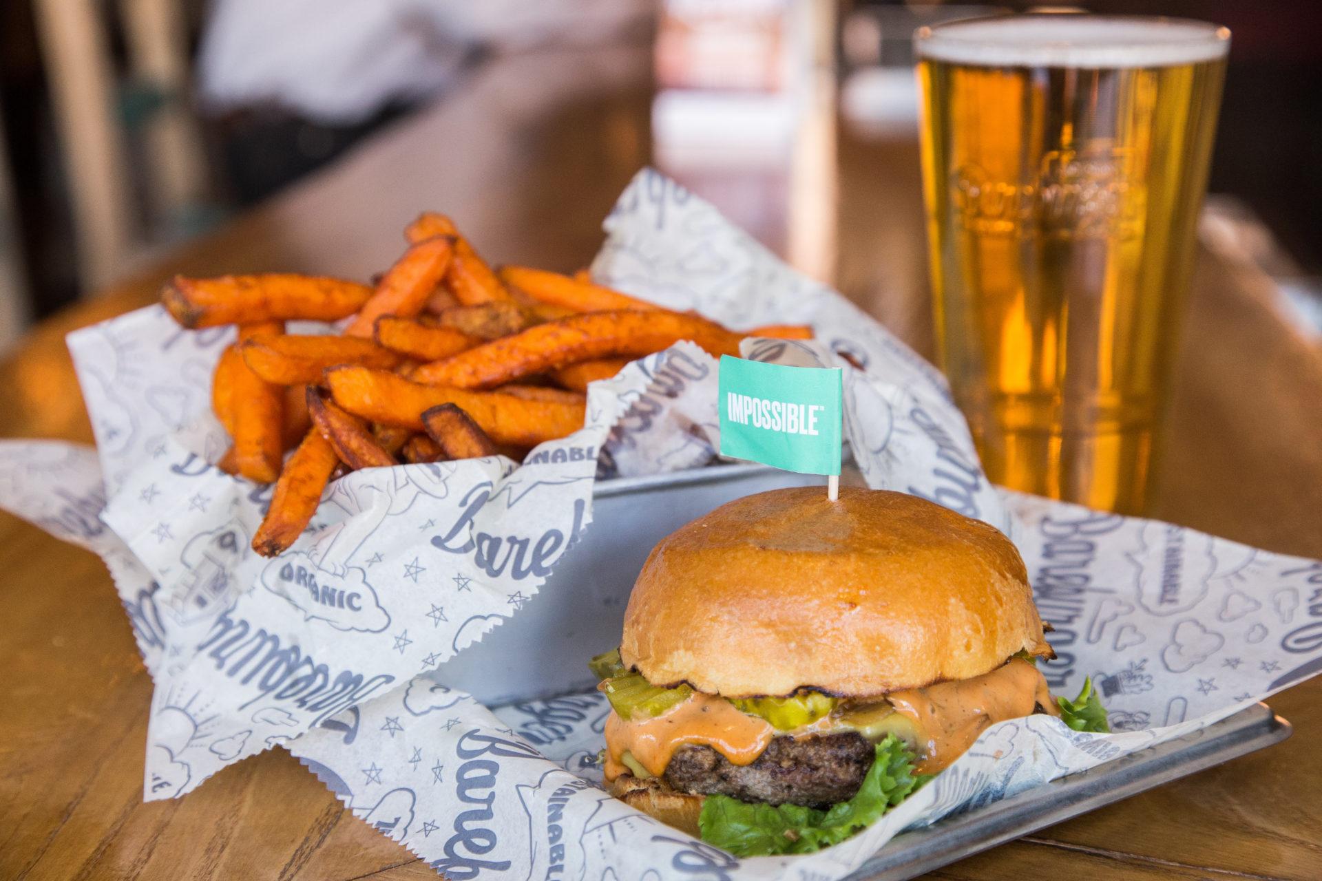 Meatless Wonder 7 Of The Best Veggie Burgers In Columbus 614now