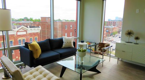 Astounding Spanish Style Apartment Complex Opens In Short North 614Now Home Interior And Landscaping Mentranervesignezvosmurscom