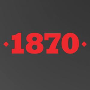 1870 Staff