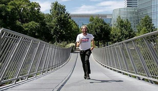 Local man running coast to coast to end criminal record stigma