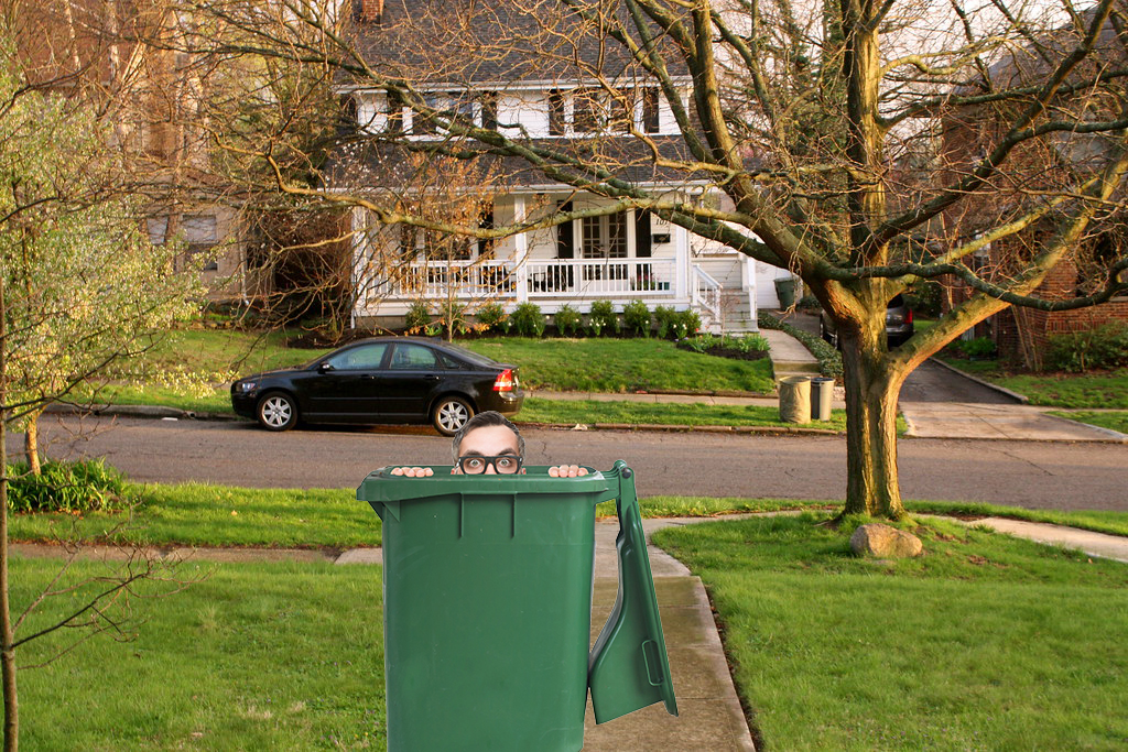 Satireday: Clintonville Man vows to catch dog poo bag bandits even if it's the last thing he does