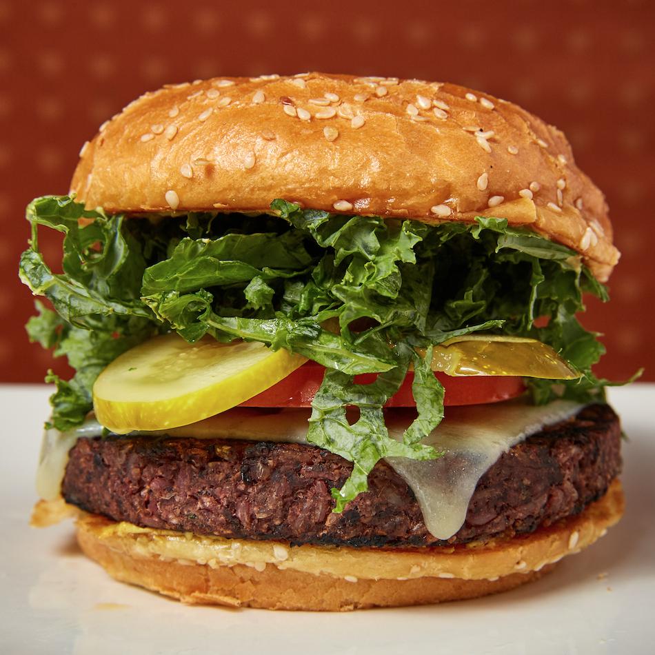 3 of our favorite veggie-based options for Burger & Beer Week