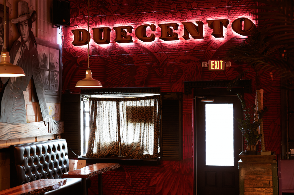 Duecento: Italian Village's best hidden gem cocktail bar