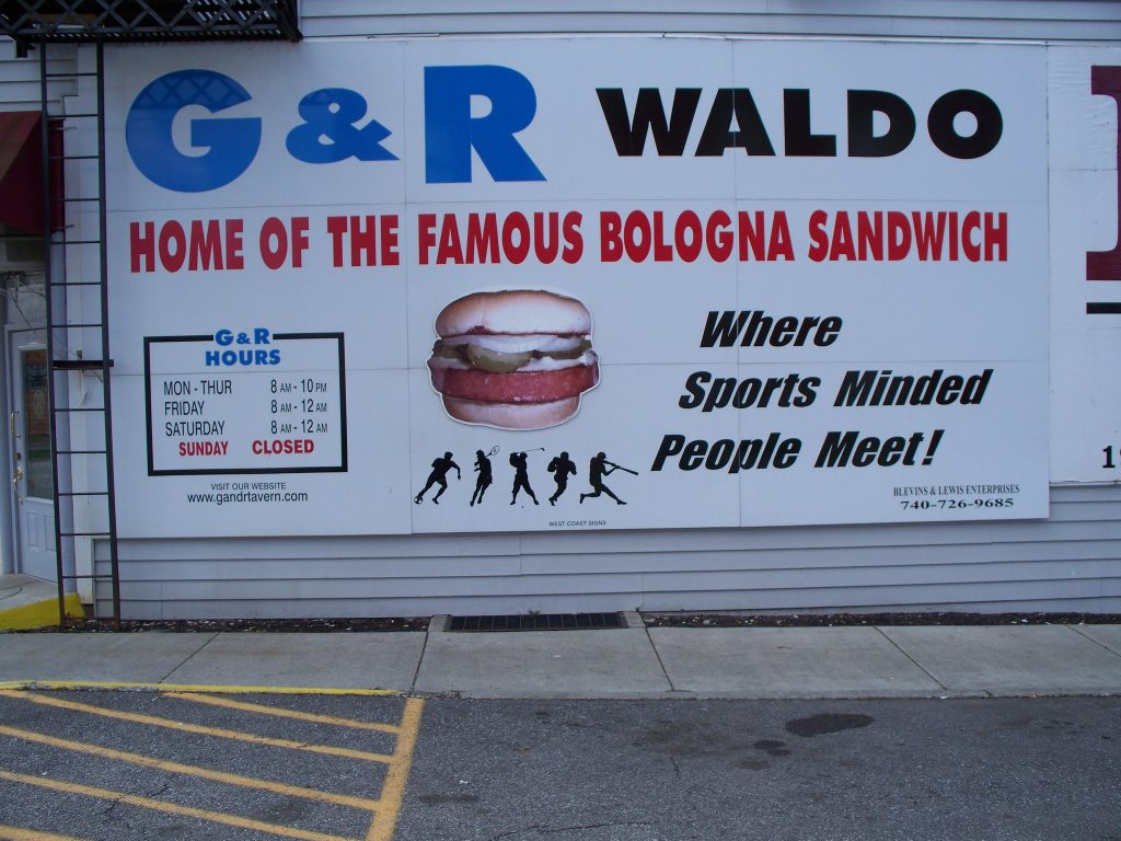 """Worth The Drive: """"World famous"""" fried bologna at Waldo's G&R Tavern"""