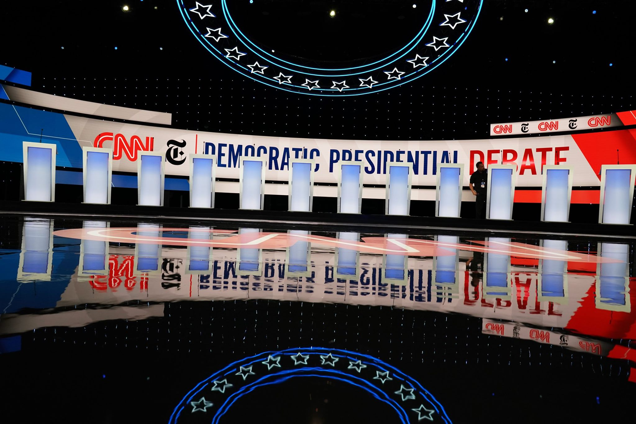 Poll: Who won last night's Democratic Debate in Westerville?