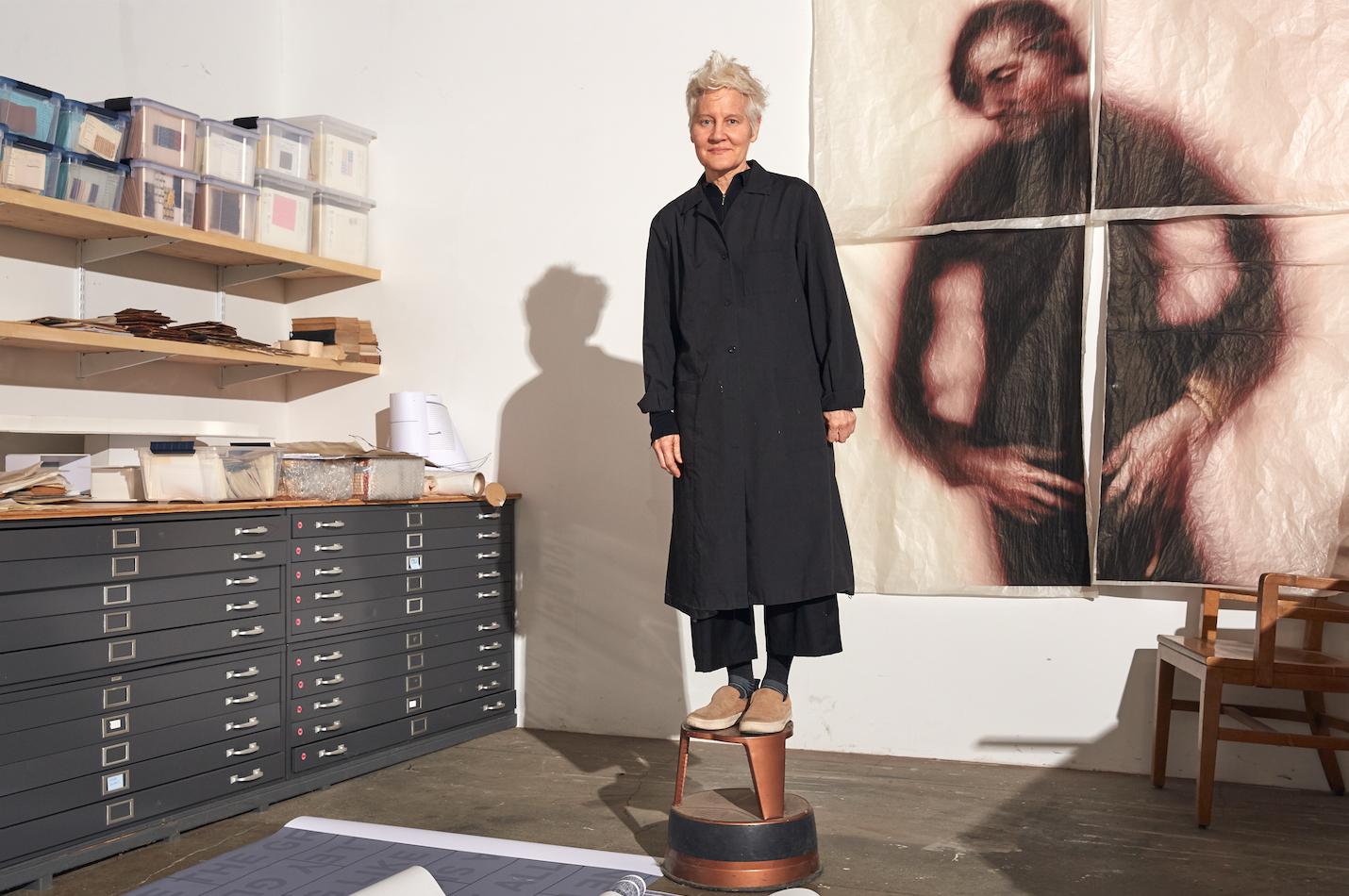 The Interview Issue: Artist Ann Hamilton