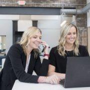 Jenn Kessel-White and Lauren Lucas, LKW Home Team