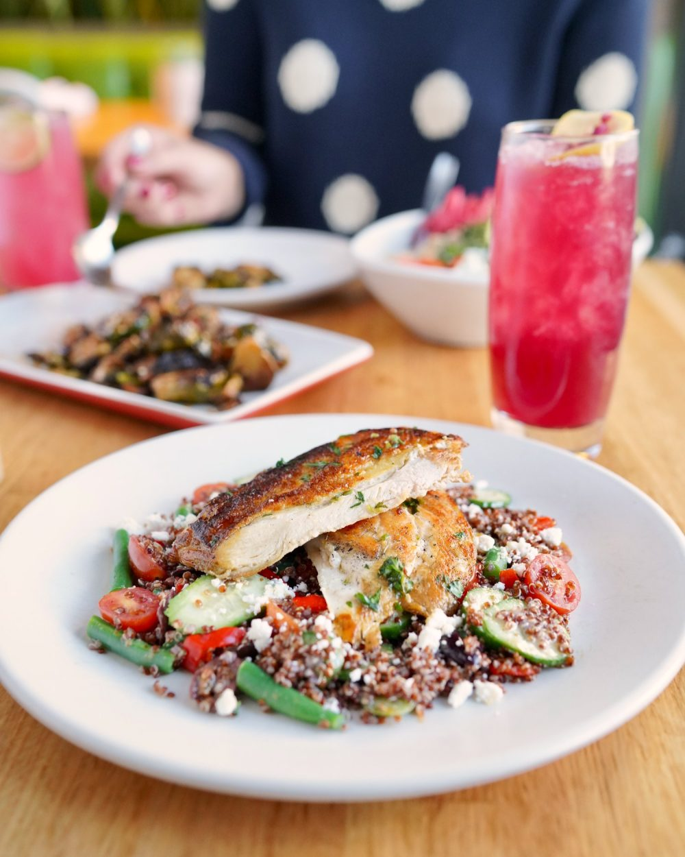 Trendy health-conscious restaurant sets open date for ...